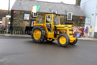 Tractor Run Irish -Welsh Fishguard 2015