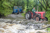 Tractor Run Cwmdu 2015