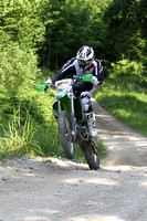 Rydale Rally 2013 Day one 2 images of each rider