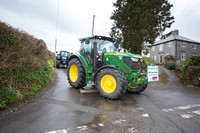 Tractor Run Penybont 3rd April 2016