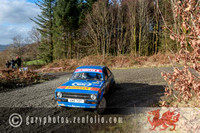 Red Kite Stages Rally shot by Nathan Davies